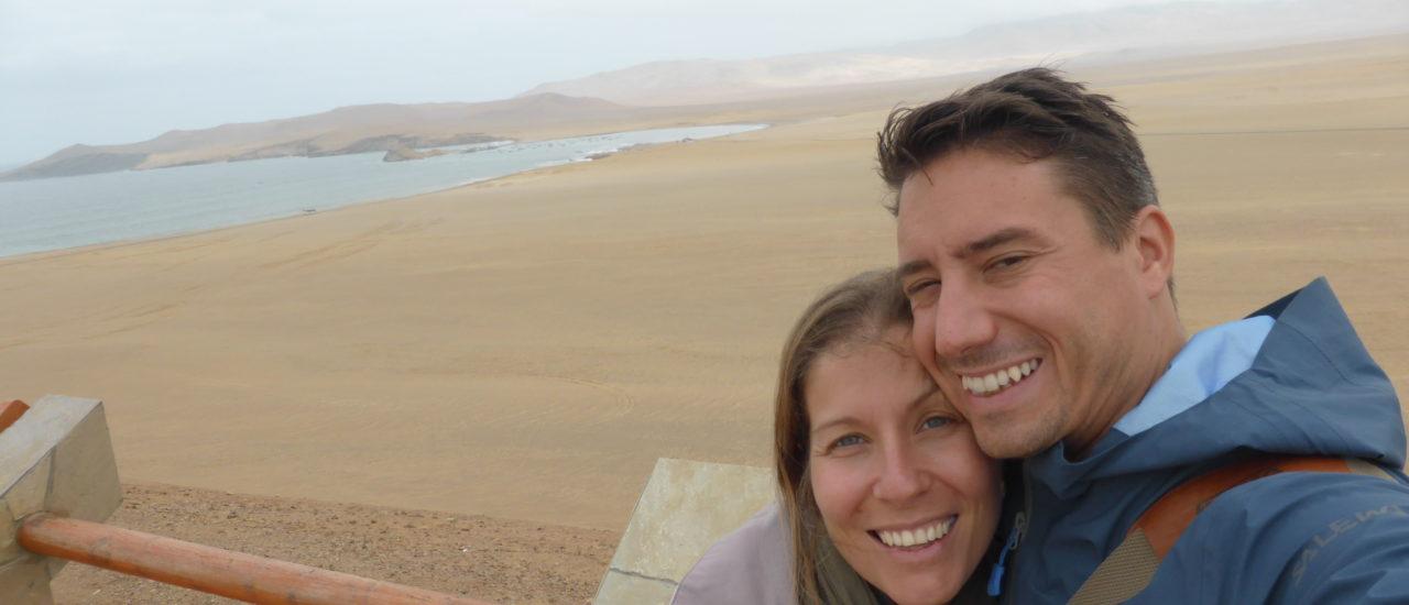 Il deserto peruviano – la costa
