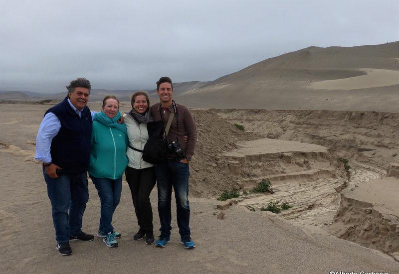 Perù – un paese in movimento