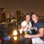 Un brindisi a Bangkok